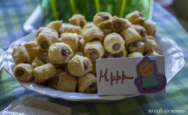 πάρτυ με θέμα Πέππα το γουρουνάκι