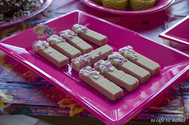 πάρτυ γενεθλίων με θέμα νεράιδες