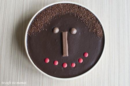 Σοκολατόπιτα:Η πιο γλυκιά φατσούλα.