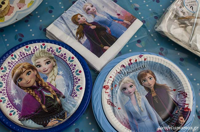 Frozen party.