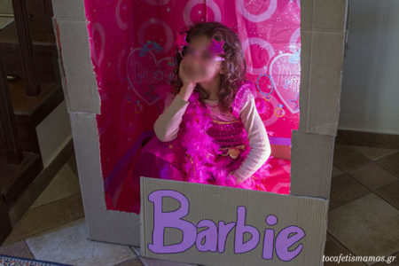 I'm a Barbie girl!