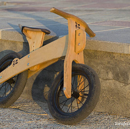 Ποδήλατο ισορροπίας.