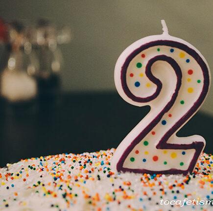 2 χρόνια blogging!